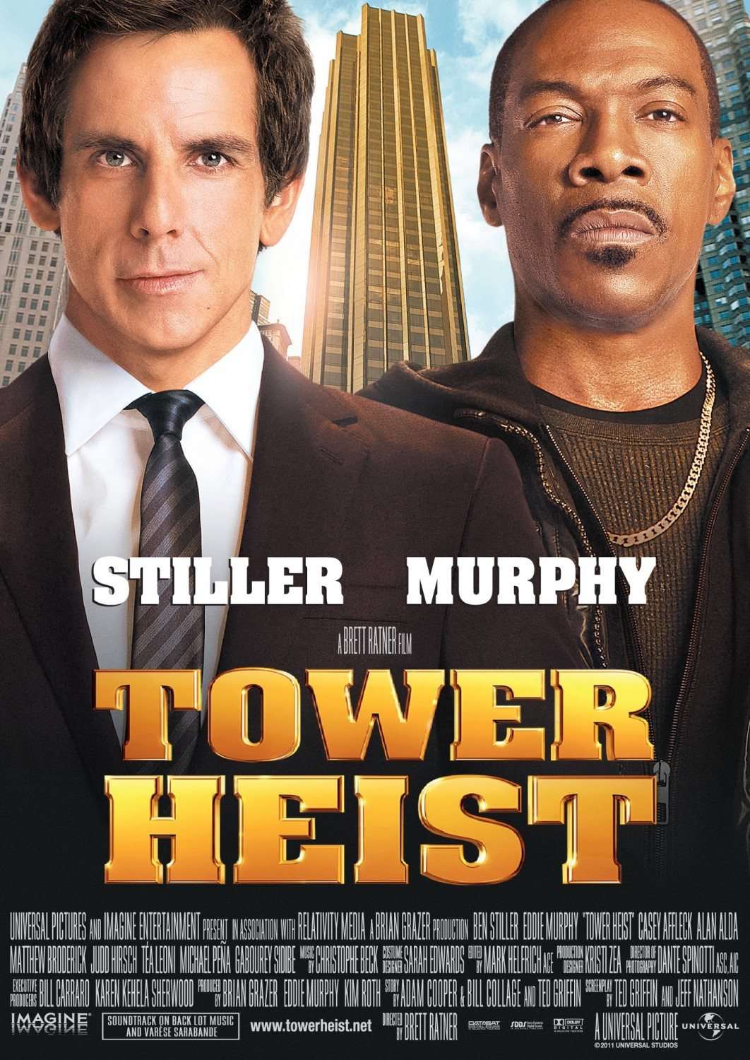 Zachary S. Marsh's Movie Reviews: REVIEW: Tower Heist