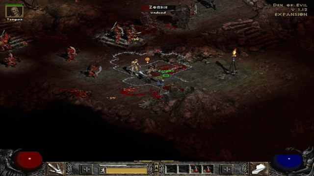 Download Diablo 2 Lord of Destruction PC Gameplay