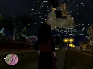 GTA San Andreas Mod Madara Uchiha Rinnegan Latest Version