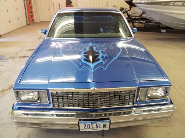 Daily Turismo: 10k: Knight Mare: 1978 Chevrolet El Camino Royal Knight