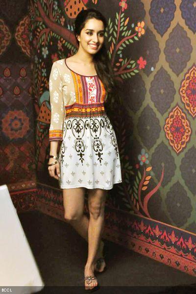 Top 10 Most Beautiful Bollywood Actresses 2015 Shraddha Kapoor