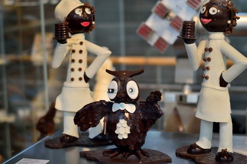 Музеят на шоколада в Кьолн
