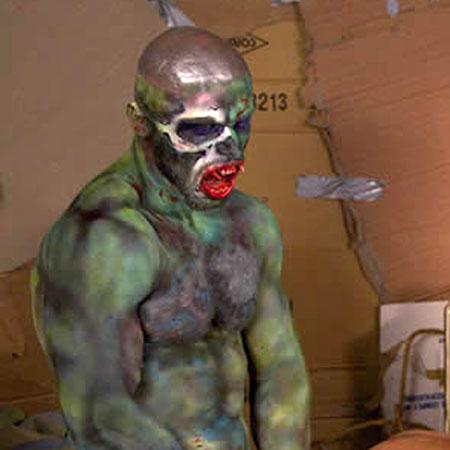 Zombie porno