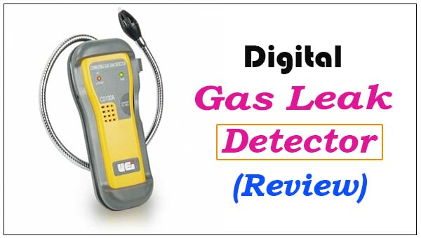 Digital Gas Leak Detector Review - All You Need to Know (2019)