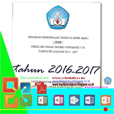 Download Contoh Proposal Dan Program Penerimaan Siswa Baru