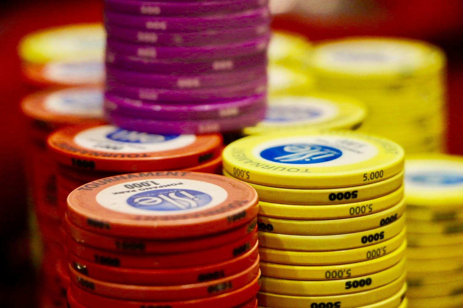Isle Casino Poker : 12/01/18