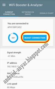 Download Aplikasi Penguat Sinyal Wifi Android Terbaik APK Gratis Terbaru