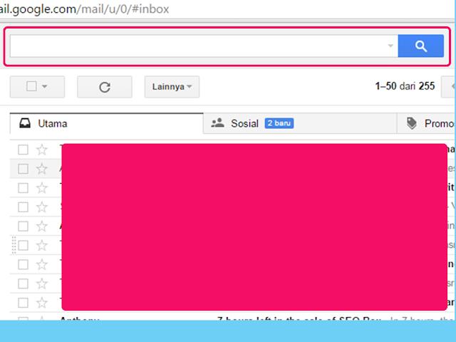 cara block akun gmail