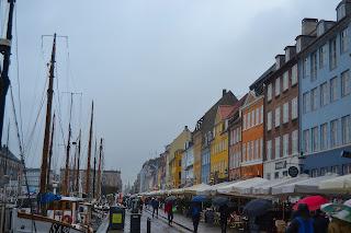 Copenhague nyhavn canal