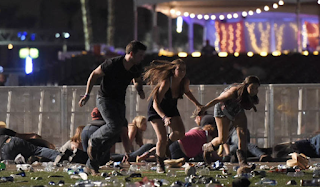 Photos emerge of Las Vegas shooter Stephen Paddock's body….and there is a NOTE