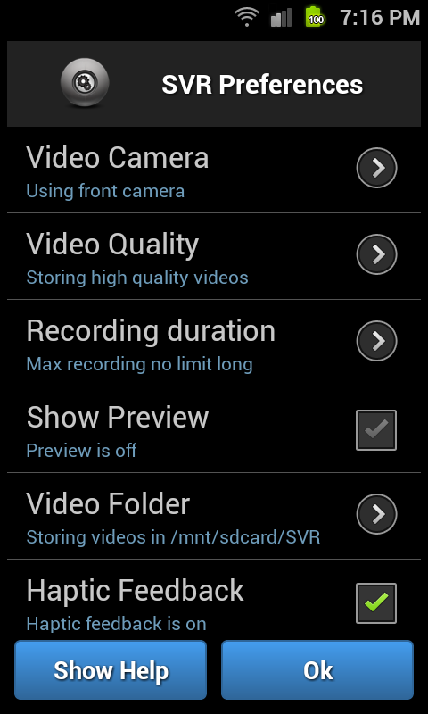 Secret Video Recorder Pro android apk free download