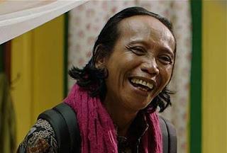 Mandra pemeran Sabeni di Dunia Terbalik RCTI