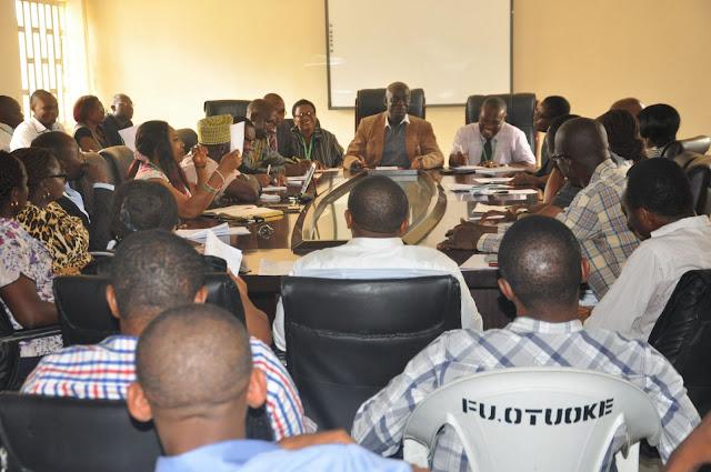 FUOtoke time table