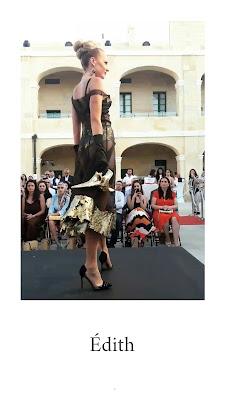 Malta fashion week 2018, Mercedes-Benz Fashion week Malta 2018, Edith