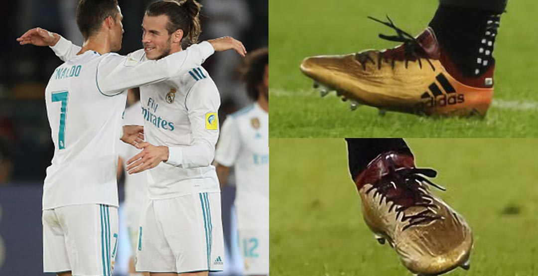 separation shoes 9fcd5 0504f Update - Real Madrid's Best Players' Adidas X Boots Are ...