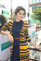 Taapsee Pannu looks super cute at United colors of Benetton standalone store launch at Banjara Hills ~  Exclusive Celebrities Galleries 046.JPG