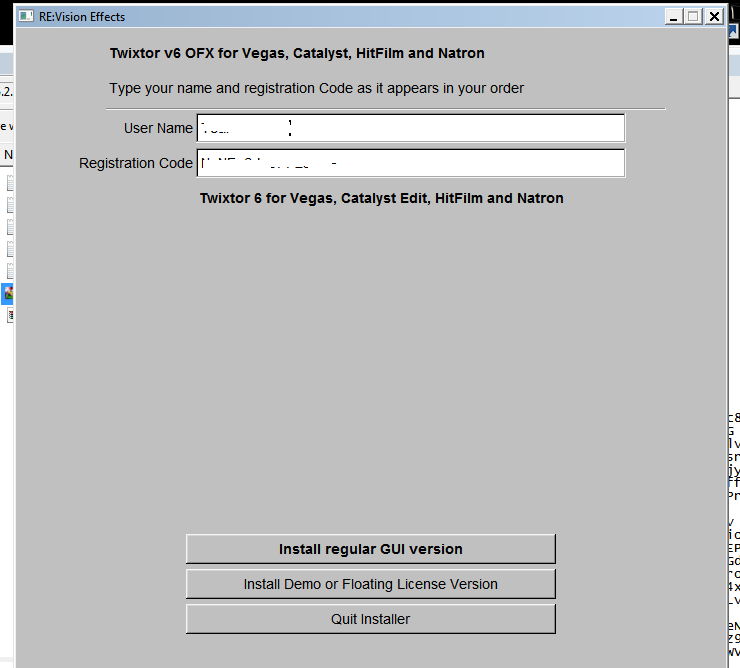 after effects plugun re map registration key