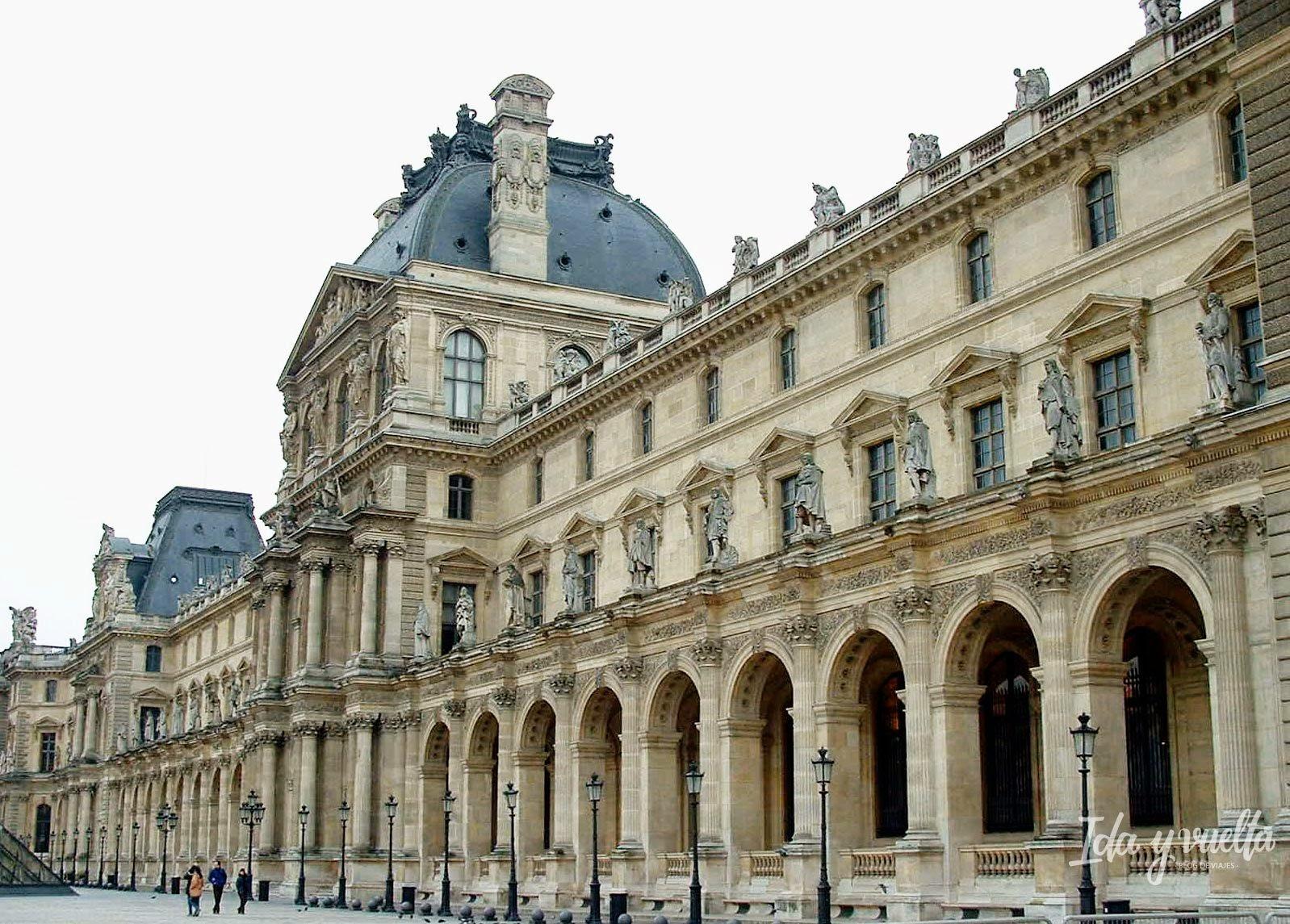 Palacio del Louvre