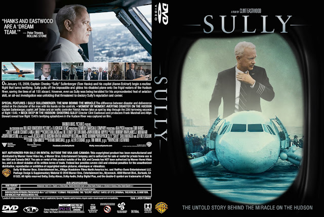 Sully DVD Cover