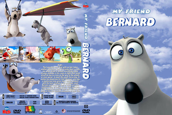 Download Film Kartun Animasi My Friend Bernard 2010