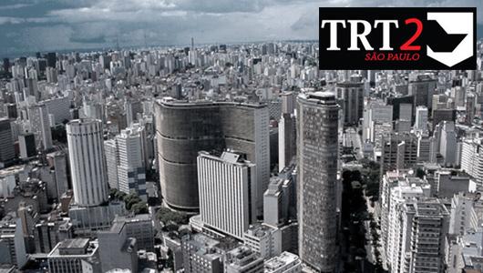 Concurso TRT2/SP: Edital de abertura de Inscrições