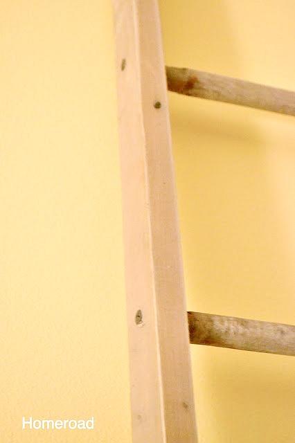sides of ladder