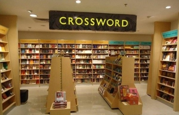 Leading Bookstore in chennai,Crossword has an amazing collection of books and also has an exclusive section for children's books