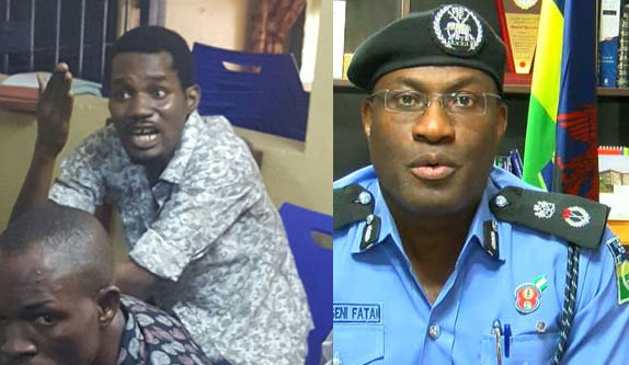 """Police narrates how Seun Egbegbe was arrested, tags him """"notorious fraudster"""""""