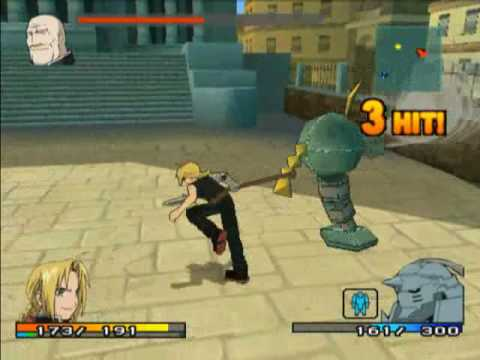 Fullmetal Alchemist: Brotherhood screenshot 2