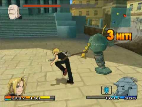 Fullmetal Alchemist: Brotherhood screenshot 2