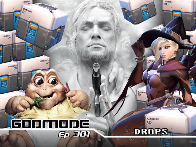 GODMODE 301 - DROPS