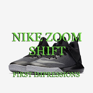 e4b2d9c8f5e0 Nike Zoom Shift  First Impressions