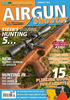 Airgun Shooter Edisi Januari 2015