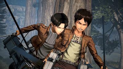 Attack On Titan 2 Final Battle Game Screenshot 5