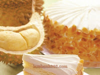 DURIAN MUD CAKE