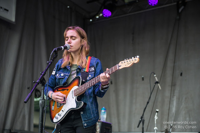 Julien Baker at The Toronto Urban Roots Festival TURF Fort York Garrison Common September 17, 2016 Photo by Roy Cohen for  One In Ten Words oneintenwords.com toronto indie alternative live music blog concert photography pictures