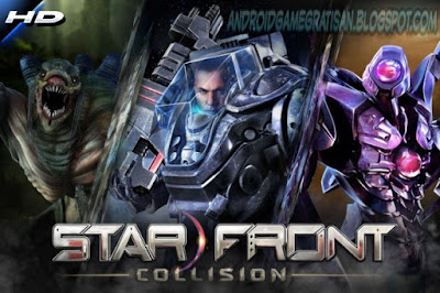 Download Game Android Gratis Starfront: Collision HD apk + data