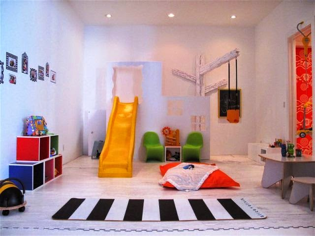 paint ideas for a playroom