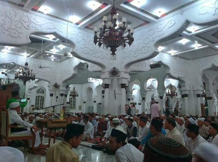 Kajian Islam Di Masjid Tanggkal Pendangkalan Aqidah