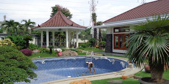 Taman Klasik | www.tukangtamanbanjarmasin.com