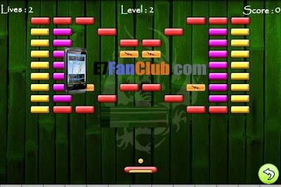 لعبة Ninja Brick 1.0 بتاريخ 13-3-2012