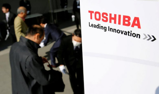 Apple, Amazon et Google intéressés par l'acquisition de Toshiba