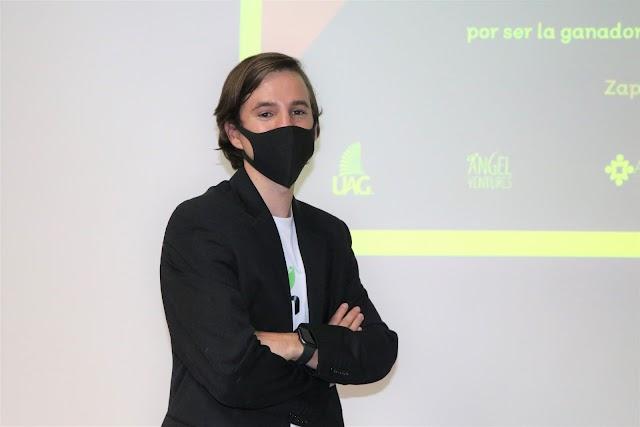 "Egresado de la UAG gana   el ""Startup Building UAG-SICyT"""