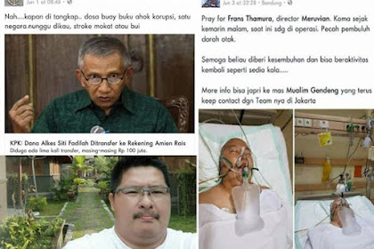 Ngeri... Ini Daftar Korban Mubahalah Habib Rizieq menurut Warganet