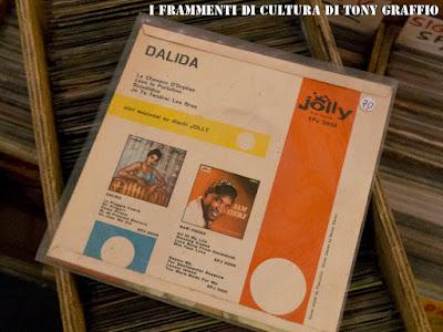 Dalida etichetta Barclay