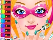 Guess who's back with a brand new adventure? It's your BFF, Super Barbie! She wants to get a fabulous new manicure for this Spring, and you will have to help her do that. In our exciting new nails game called Super Barbie Super Nails, you will be able to mix and match all of the gorgeous nail polishes and decide upon the one you like the most.