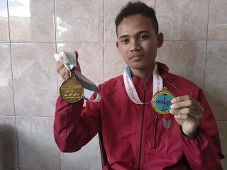 Sama-sama Juara Dunia, Hurairah Tak Seberuntung Zohri
