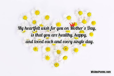 Heartfelt Happy Mother's Day Wishes