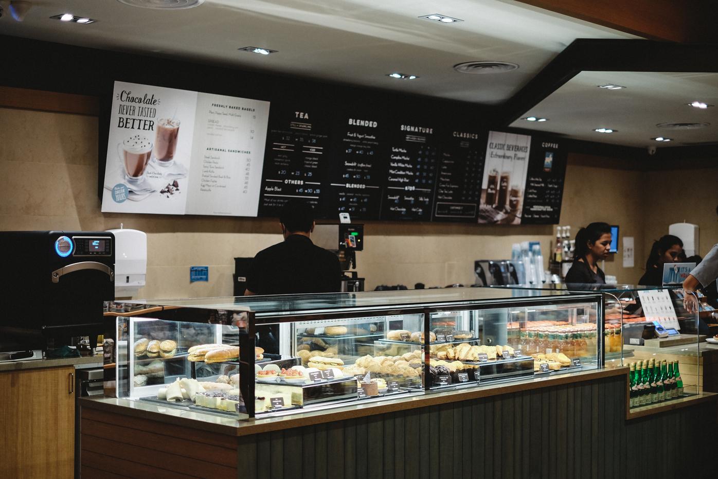 CARIBOU COFFEE INDONESIA - SENOPATI, JAKARTA ...