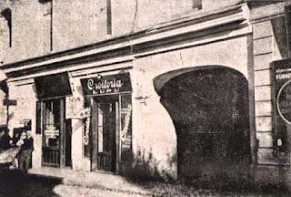 Strada Blanari
